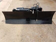 new heavy 7 foot six way dozer blade for skidsteer also snow plow fits bobcat