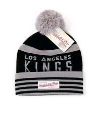 Los Angeles Kings Mitchell & Ness Beanie  Mütze Winter Skater Hip Hop NHL USA