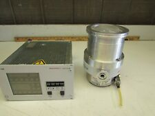 PFEIFFER TMH-260 TURBO MOLECULAR PUMP W/ TCP-380 CONTROLLER XLNT USED TAKEOUT !!