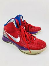 competitive price 03759 42dfd NIKE Zoom Hyperdunk Flywire Basketball Shoes Men Size 13 Blue Red 469776-601