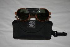 Timberland Glacier Polarized Sunglasses Made France, 101-03 Mint w/ Case