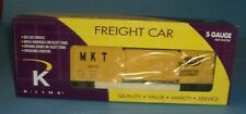 K-Line S Gauge MKT Katy Box Car #K 511-004