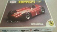"Revival 1/20 Metal Kit Ferrari D 50 ""1956"" NEW"