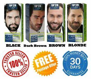 Männer haarfarbe für Haarfärbemittel Test