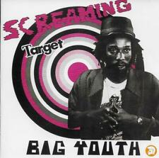 BIG YOUTH – SCREAMING TARGET (NEW/SEALED) TROJAN CD
