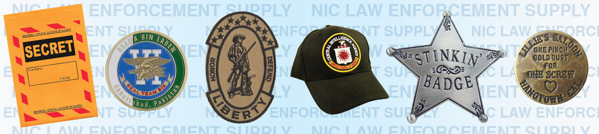 NIC Law Enforcement Supply