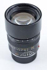 Leica 90mm f/1:2 Summicron-M