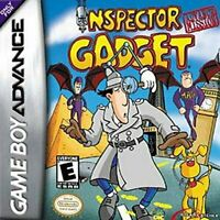 Inspector Gadget Advance Mission - Nintendo Game Boy Advance