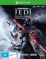 STAR WARS JEDI: FALLEN ORDER - AU RELEASE - XBOX ONE - BRAND NEW & SEALED