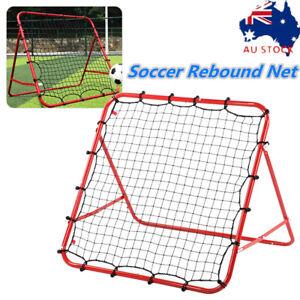 Soccer Rebound Net Sport Trainer Rebounder Football Practice Reflex Training Aid
