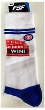Chicago Cubs MLB Baseball 2016 World Series Champions Men's Socks