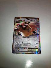 Pokemon Evolutions Pidgeot EX 64/108