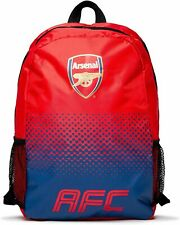 ARSENAL BACKPACK RUCKSACK SCHOOL  BAG KIDS ADULT GIFT FADE
