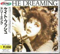 Kate Bush The Dreaming JAPAN CD with OBI TOCP-3008