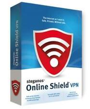 Steganos Online Shield VPN License key 1 Year / 3 Devices 2GB Traffic Per Month