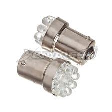 BAU15S PY21W 581 9 LED indicador de señal de vuelta ámbar Trasero Bombillas frontal