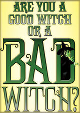 Wizard of Oz Photo Quality Magnet: BAD WITCH