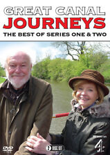 Great Canal Journeys: The Best of Series One & Two DVD (2017) Timothy West