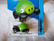 2014 Hot Wheels - Angry Birds Minion Pig - HW City Worldwide Fast Shipping