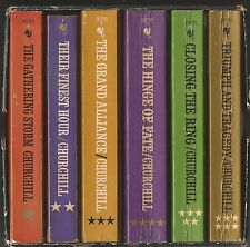 The Second World War Complete Box Set of Six Paperbacks by Winston Churchill