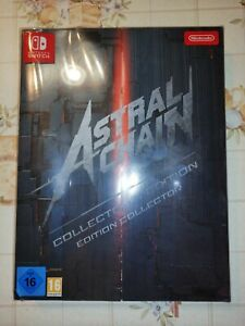 Astral chain collector sous blister / brand new