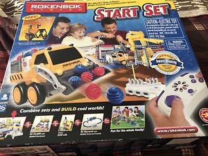 New! Rokenbok System Start Set (#34112)