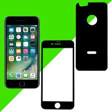 3D Displayschutz Hartglas für iPhone 6 / 6S komplett Full Glas Vorne + Hinten 9H
