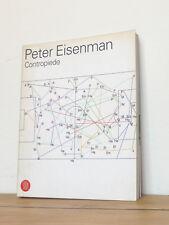 Peter Eisenman Contropiede Architetto Libro book progetti opere architettura