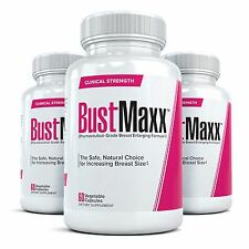 3/BUSTMAXX Breast Enlargement Natural Augmentation Pill