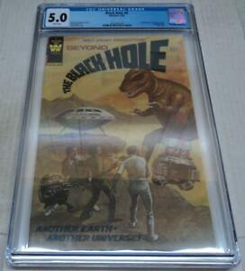 BLACK HOLE #4 CGC UNIVERSAL GRADE 5.0 (1980) LAST ISSUE MULTI-PACKS ONLY RARE