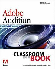 Adobe Audition 1.5 Classroom in a Book
