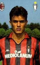 Ac Milan Cartolina Ufficiale 1989-90 Maldini Paolo!! Nuovissima!