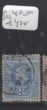 LEEWARD ISLANDS (P1610B) KE   2 1/2D  SG 40   VFU