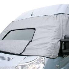 External thermal blind sunshade kit Ford transit motorhome year 2002-2006 s1504