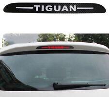 Carbon Fibre Rear Brake Light Sticker for Volkswagen Tiguan 2010-2012