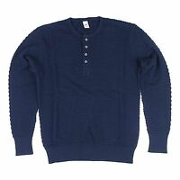 G.R.P. Henley Lunga nope Knit Made in Italy