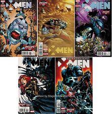 EXTRAORDINARY X-MEN: Apocalypse Wars (5) comic run #8 9 10 11 12 Marvel set 1st