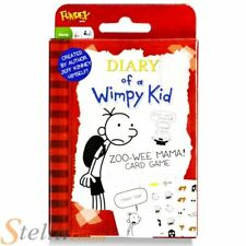 Diary Of A Wimpy Kid Zoo Wee Mama Icon Guessing Card Memory Game Toy