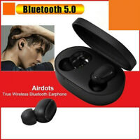 For Xiaomi Redmi Bluetooth 5.0 Airdots Headset Stereo Earbuds Earphone Headphone
