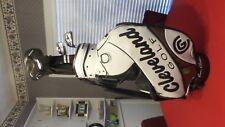 Cleveland 588 MT Complete Golf Set Irons Woods Hybrids Bag Stiff Men Left Handed
