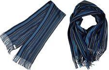 LONSDALE LONDON Foulard, écharpe bleu - multicolore homme  /  neuf, original