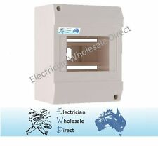 8 pole Enclosure Switchboard for Circuit Breakers Electrical Garage Granny Flat