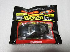 MAZDA RX-7 Spirit R FD3S Black Kyosho 1:100 Scale Diecast Model Car