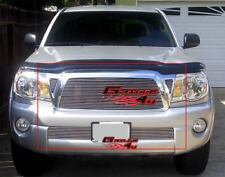For 05-10 Toyota Tacoma Billet Grille Combo Upper+Lower