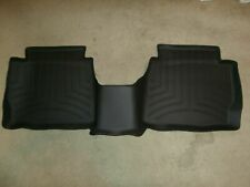 13-20 Ford Fusion MKZ Rear Black All Weather Floor Liner Part#444832 WeatherTech