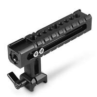 SmallRig NATO Rail Handle Grip with Mounting Points Shoe Mounts for Cameras cage