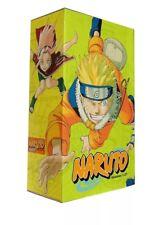 Naruto Box Set 1 Book Volumes 1-27