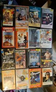 41x ORIGINAL Bulk BETA PAL RARE SHOWCASE Video Clamshell Ex-RENTAL (NOT VHS)