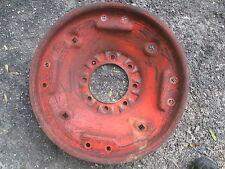 "1956 Case 300 gas tractor 28"" rim wheel center 8 lug FREE SHIPPING"