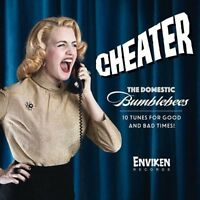 DOMESTIC BUMBLEBEES Cheater CD - Rockabilly - NEW - Digipack